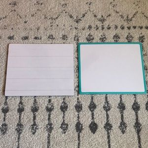 Other - NWT Dry Erase Board